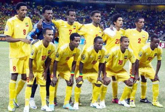 Ethiopia announced 22-man squad For Nigeria in world Cup qualifiers playoffs