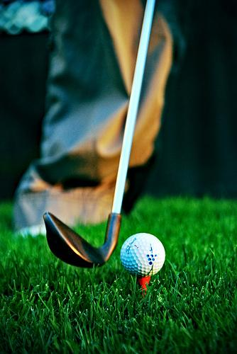 Science Behind The Flight Of A Golf Ball