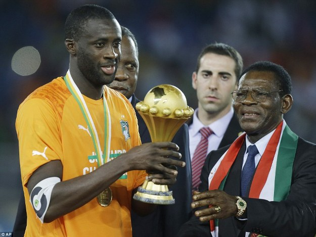 The Elephants of Ivory Coast clinch Africa Cup of Nations 2015
