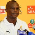 James Kwesi Appiah ,Ghana coach