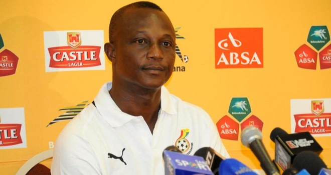Ghana named 24-man squad to face Uganda and Togo for 2015 Afcon qualifiers