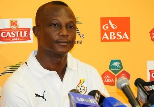 Kwesi Appiah has named 26-man squad to face Zambia in World Cup qualifier