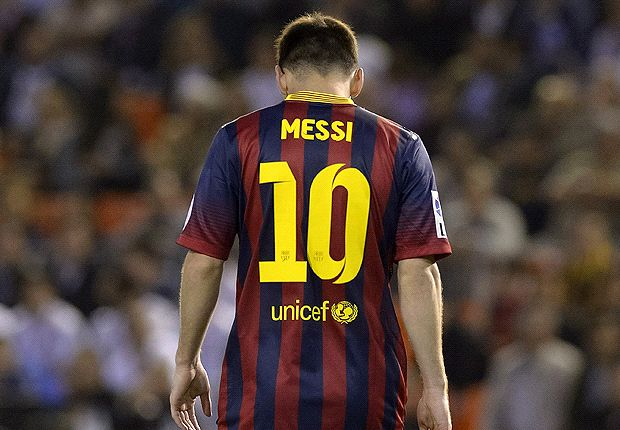 Barca should consider selling Messi