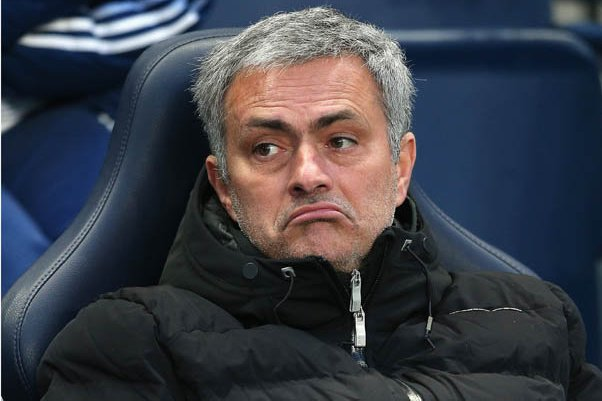 The Fall of Jose Mourinho
