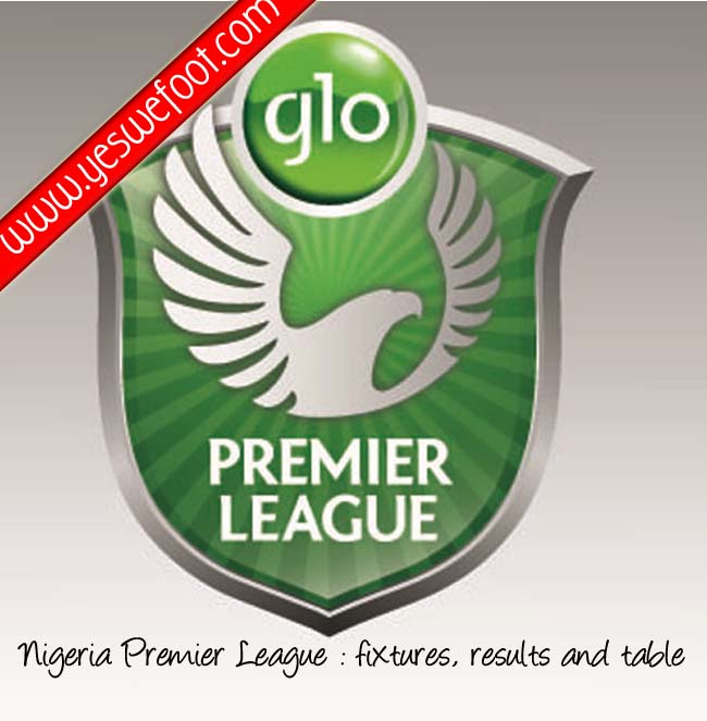 Nigeria Premier League : fixtures and results