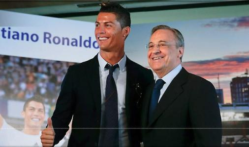 Cristiano Ronaldo delighted with new Real Madrid deal