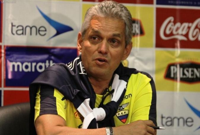 Ecuador's 30-man provisional World Cup squad