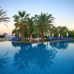 azia resort swimming pool