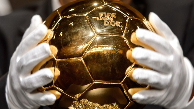 Men's shortlists for FIFA Ballon d'Or 2014 revealed