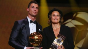 Ballon d'or 2013 ceremony video
