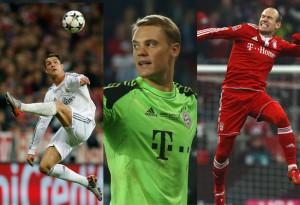 best uefa 2014