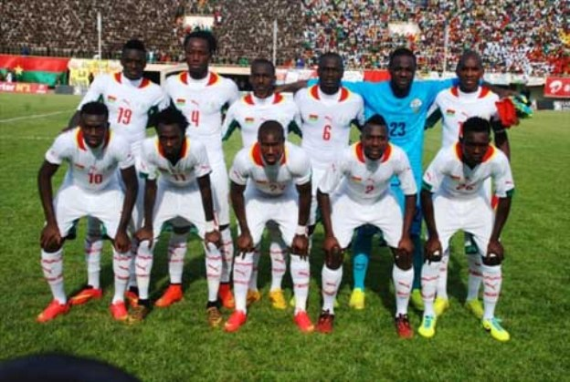 Burkina Faso name squad for Afcon 2015