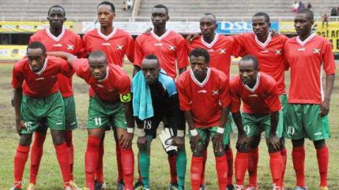 2014 chan : Burundi named 23-man squad for the tournament