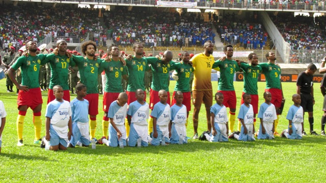 Cameroon name 23-man squad for 2014 World Cup