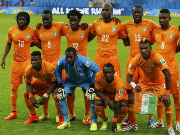 Ivory Coast name 23-man squad for Afcon 2015