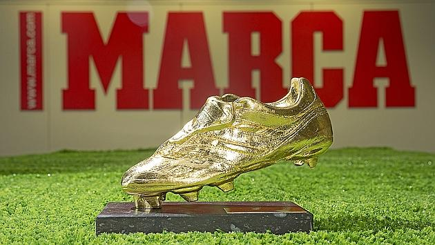CR7's 4th Golden Shoe is ready