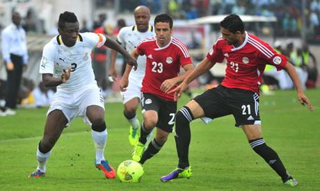 Egypt unveils a 25-man squad for the return leg on 19 November