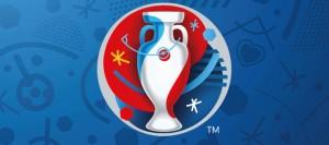 euro 2016 football logo