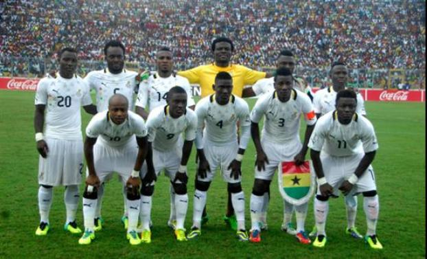 Ghana name 31-man provisionnal squad for Afcon 2015