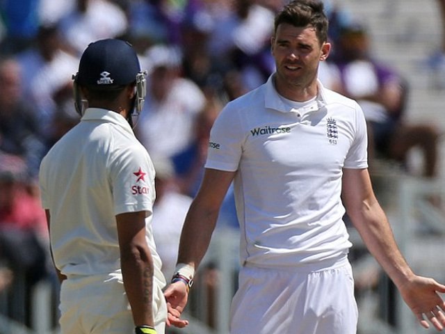 [Cricket] Anderson-Jadeja Row- Tensions set to mount in Investec Test Series