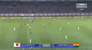 Japon-Ghana-Highlights and Goals