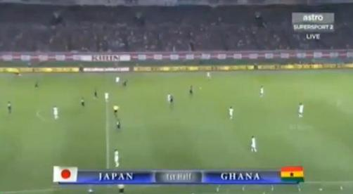 Japan vs Ghana 3-1 :All Goals & Highlights Sep 10, 2013
