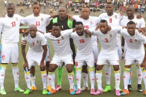 DRC Afcon squad