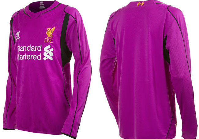 meet a8917 ff356 New Liverpool 2014-2015 jerseys | Yes We Foot Sports