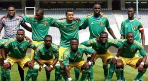 mauritani football team