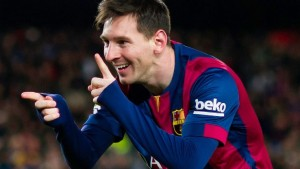 messi great