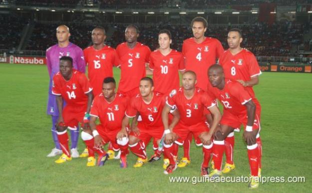 Equatorial Guinea name 23-man squad for Afcon 2015