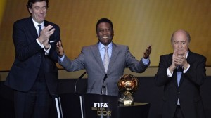 Pele Ballon d'or-