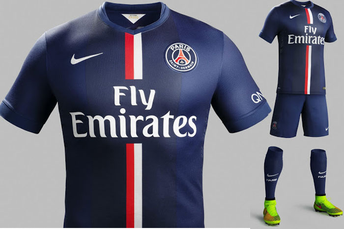 paris st germain jersey