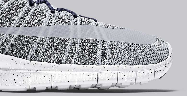 wholesale dealer 9398a 18948 Pure Platinum Nike Free Mercurial Superfly Shoes Revealed
