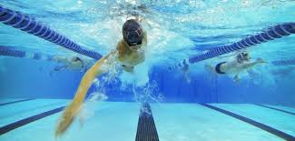 Get in the pool to lose weight