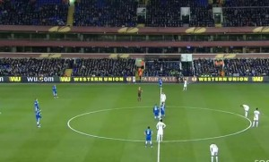 tottenham dnipro video