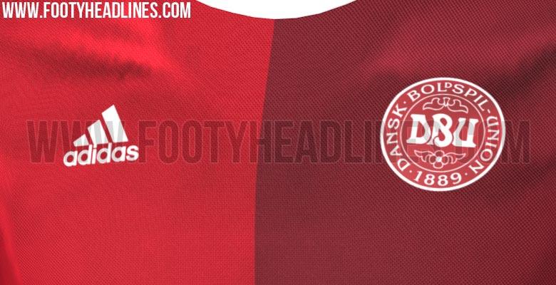 Denmark Euro 2016 Home jersey Leaked