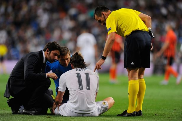 Bale suffers injury relapse