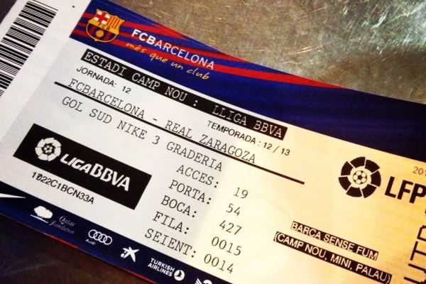 Fc Ticket