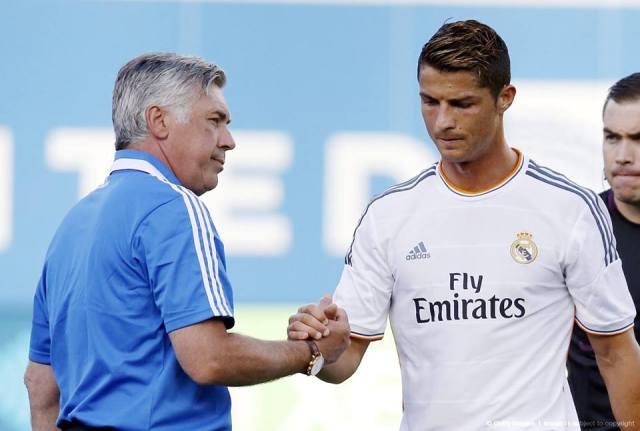 "Ancelotti: ""Ronaldo will stay in Madrid"""