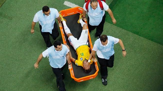 Injury ends Neymar 2014 World Cup