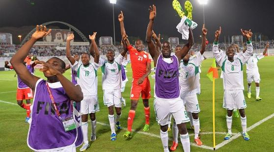 2013 FIFA U-17 World Cup : Nigeria's Golden Eaglets defeat Mexico (video highlights)