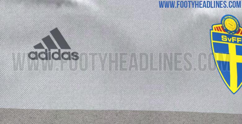 Sweden Euro 2016 Away Kit Leaked